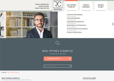 RC Human Recruitement